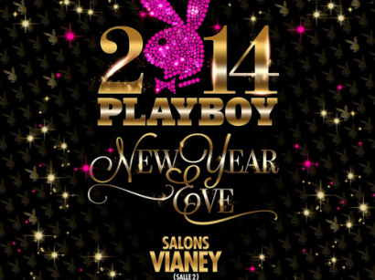 Playboy Official New Year 2014 aux Salons Vianey