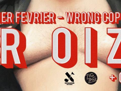 Mr Oizo : Wrong Cops Party au Zig Zag Club