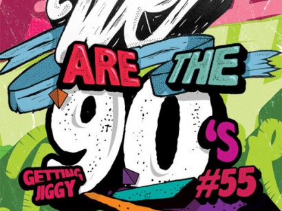 We are the 90's #55 à la Machine du Moulin Rouge