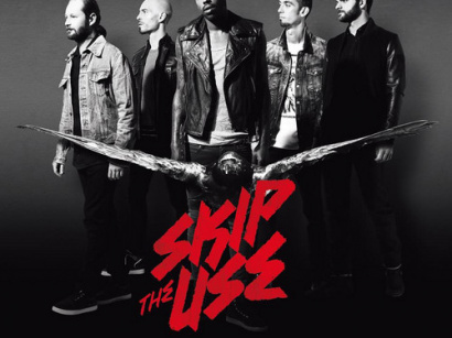 Skip The Use en showcase gratuit à la Fnac Paris Bercy