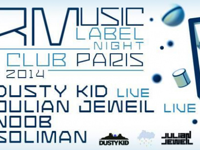 Form Music au Zig Zag Club avec Dusty Kid