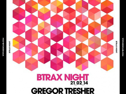 Btrax Night au Rex Club avec Gregor Tresher