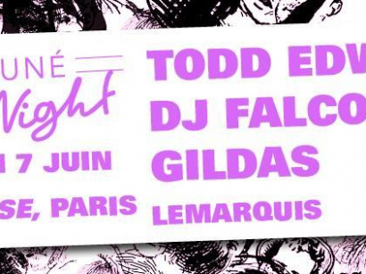 Kitsuné Club Night au Showcase avec Todd Edwards