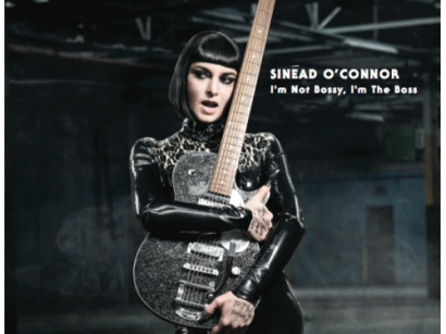 "Sortie du nouvel album de Sinéad O'Connor ""I'm not bossy I'm the boss"""