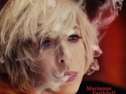 "Sortie du nouvel album de Marianne Faithfull ""Give my Love to London"""