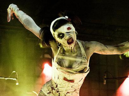 Halloween 2014 : Bloody Night au Divan du Monde