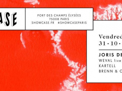 Joris Delacroix au Showcase