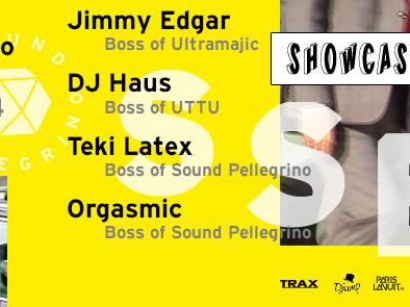 Bosses by Sound Pellegrino au Showcase