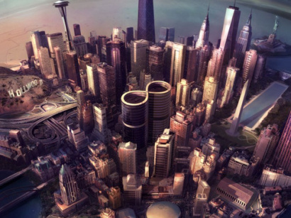 "Sortie du nouvel album des Foo Fighters ""Sonic Highways"""
