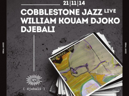 Ideal Juice au Rex Club avec Cobblestone Jazz