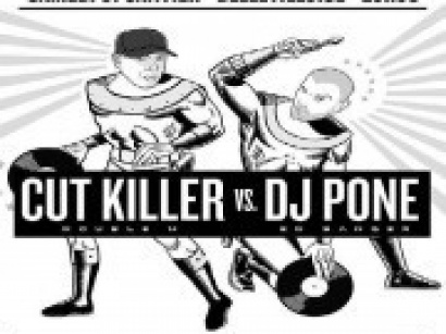 Cut Killer B2B Dj Pone All Night Long à La Bellevilloise
