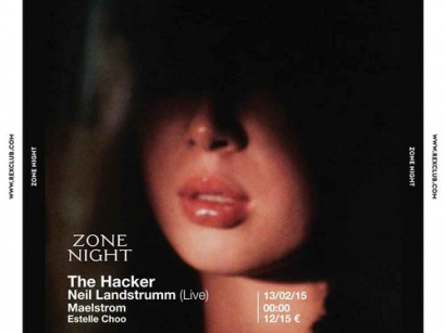 Zone Records Night au Rex Club avec Neil Landstrumm