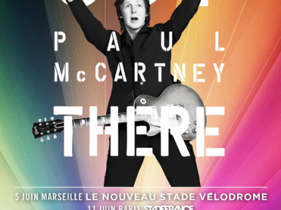 Paul McCartney en concert au Stade de France en juin 2015
