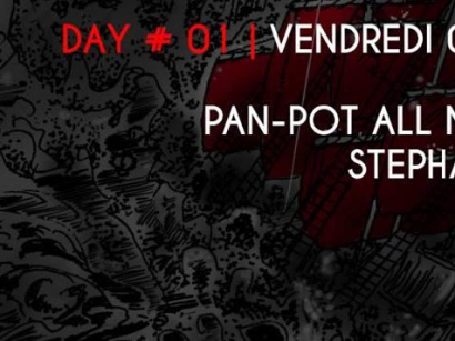 WIHMini Festival 2015 au Zig Zag Club : Day # 1 avec Pan-Pot All Night Long