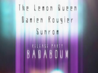 Release Party au Badaboum avec The Lemon Queen et Damien Rouger