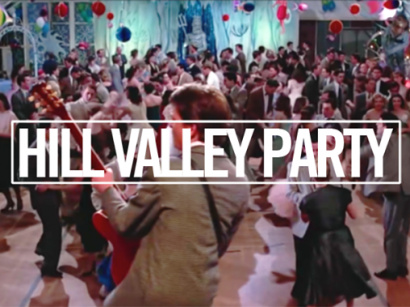 Hill Valley Party au Rex Club