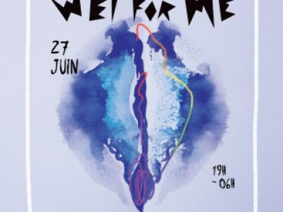 Wet For Me : Pride Edition 2015 au Cabaret Sauvage