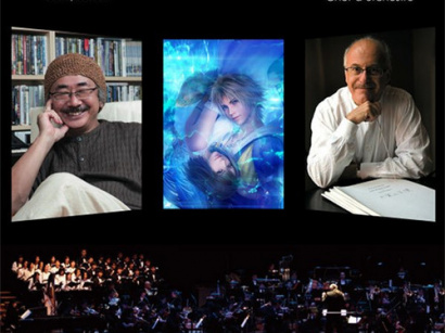 Distant Worlds : Music From Final Fantasy au Grand Rex de Paris en 2016