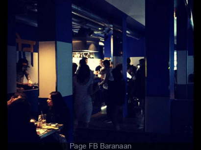 Baranaan : nouveau bar speakeasy à Paris