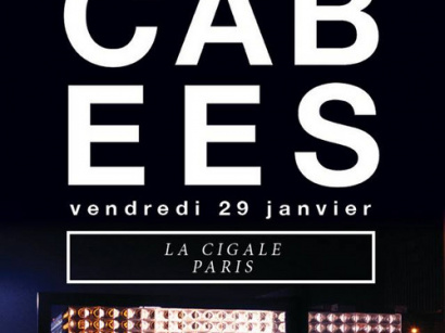 The Maccabees en concert à La Cigale de Paris en 2016
