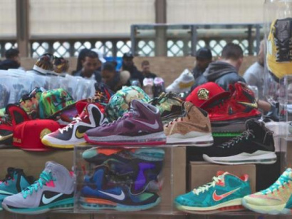 Sneakers Event Paris 2015