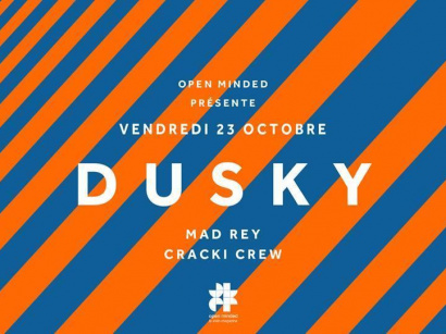 Open Minded au Showcase avec Dusky