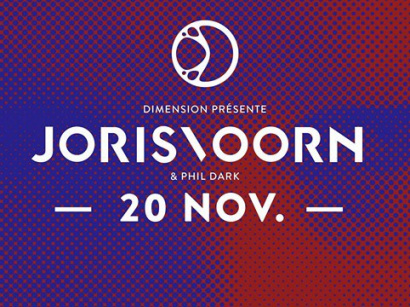 Dimension au Faust avec Joris Voorn
