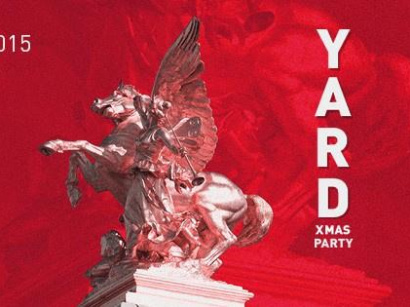 Yard Xmas Party au Showcase