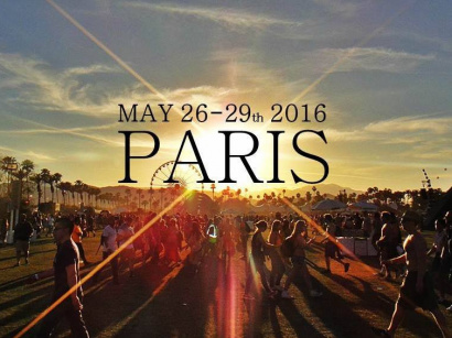Coachella Europe Festival 2016 à Paris