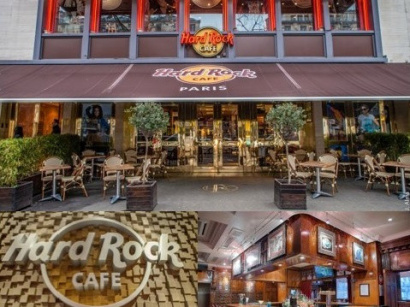 Réveillon 2016 James Bond au Hard Rock Café Paris