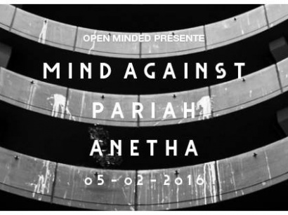 Showcase X Open Minded avec Mind Against
