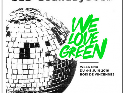 We Love Green 2016 à Paris : LCD Soundsystem en concert au Bois de Vincennes