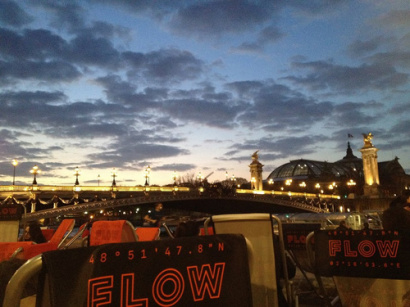Ma Terrazza : Opening Party au Flow