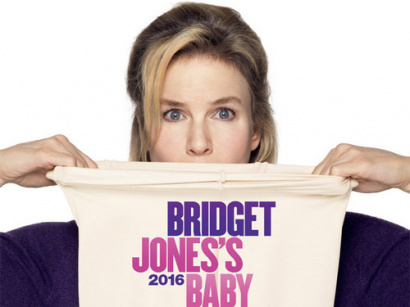 Bridget Jones Baby en avant-première au Grand Rex de Paris