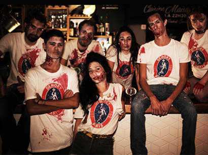 Halloween 2016 au Bar Demory : Zom Beer Party