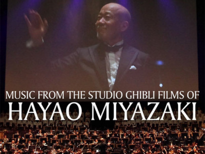 Joe Hisaishi Symphonic Concert : Music From The Studio Ghibli Film au Palais des Congrès de Paris en 2017