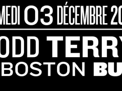 Todd Terry & Boston Bun au Club Nuits Fauves