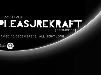 Zig Zag x Pleasurekraft All Night Long