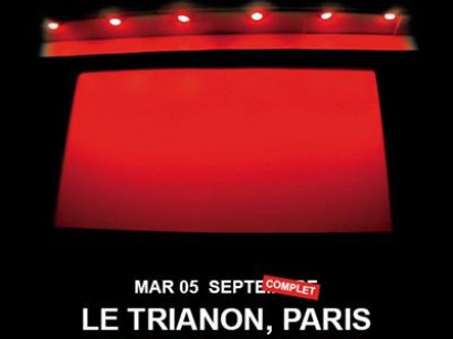Interpol en concerts au Trianon de Paris en septembre 2017