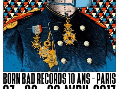 Born Bad Records fête ses 10 ans à Paris