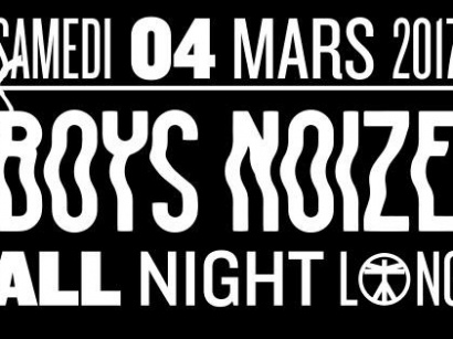 Boys Noize All Night Long au Club Nuits Fauves