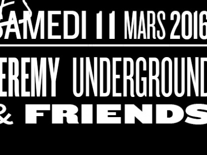 Jeremy Underground & Friends au Club Nuits Fauves