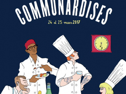 After Party des Communardises by S.PELLEGRINO x LE FOODING
