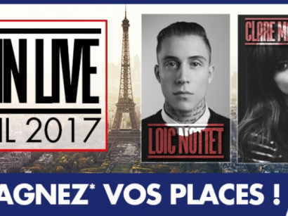 Paris In Live by Virgin Radio avec Loic Nottet et Clare Maguire