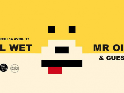 Mr Oizo au ZIg Zag Club