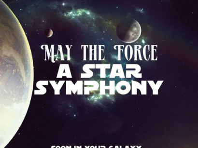 Tribute to John Williams : May the Force a Star Symphony au Grand Rex de Paris en 2018