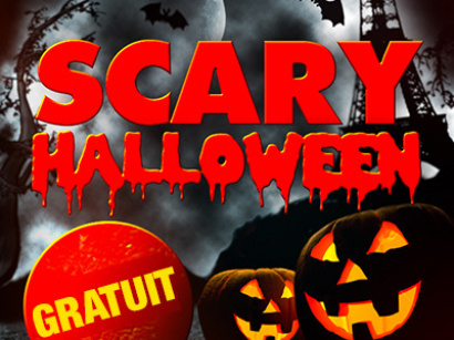 Scary Halloween 2017 au Hide Pub Paris