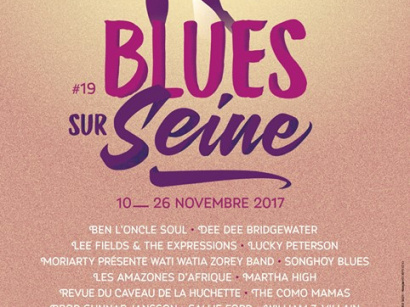 Blues sur Seine 2017 : dates, programmation et réservations