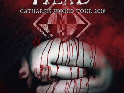 Machine Head en concert au Bataclan de Paris en mars 2018