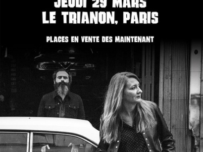 The Limiñanas en concert au Trianon de Paris en mars 2018